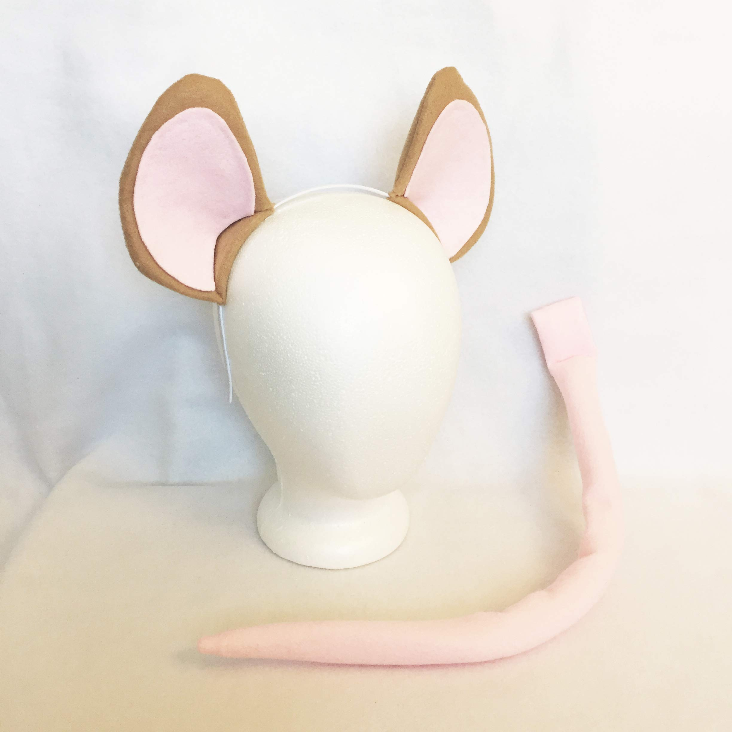 Custom Mouse Ears or Tail Mouse Costume