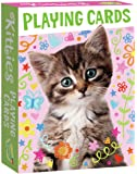 Peaceable Kingdom Cute Kitties Playing Card Deck 52 Cards plus 2 Jokers Box