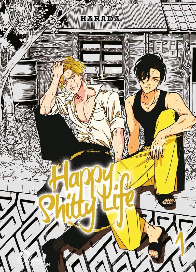 Happy Shitty Life - Tome 1 (French Edition): Harada: 9782368777282:  Amazon.com: Books