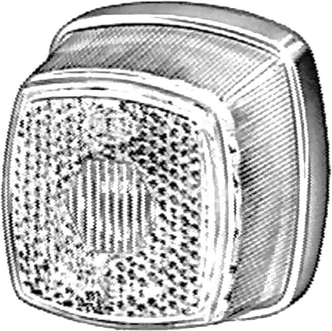 Hella 2pg 003 057 011 Positionsleuchte C5w Lichtscheibenfarbe Glasklar Anbau Einbauort Links Rechts Auto