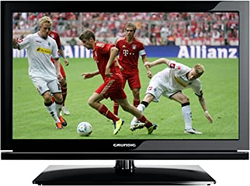 Grundig GBJ8122 - Televisor LED Full HD 22 pulgadas: Amazon.es: Electrónica