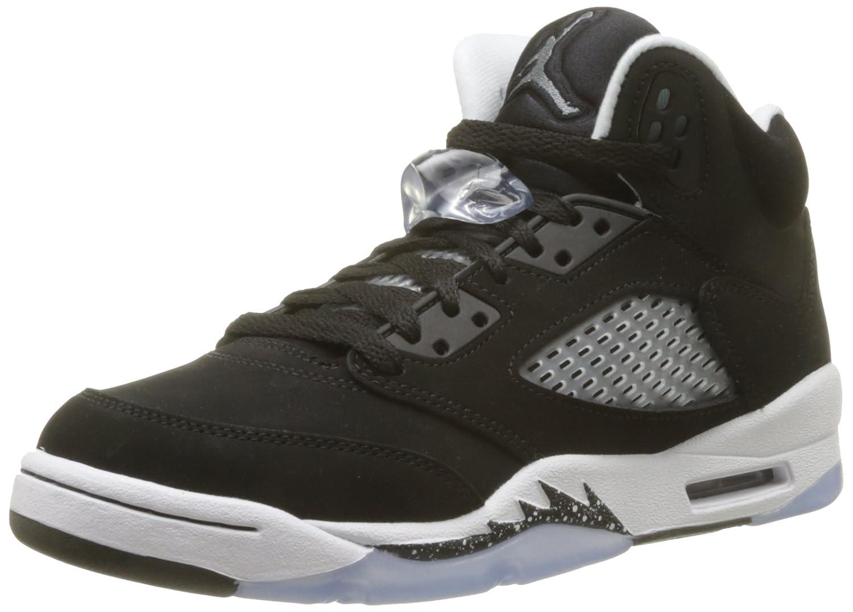 size 40 dbd2b 5375b Amazon.com   AIR Jordan 5 Retro (GS)  Oreo  - 440888-035   Basketball