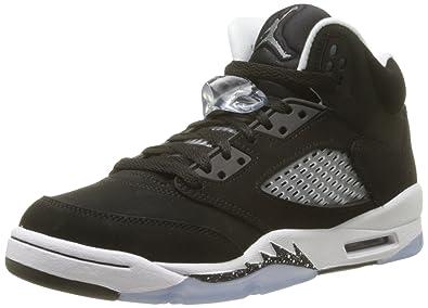 42bd4ecaa27608 AIR Jordan 5 Retro (GS)  Oreo  - 440888-035 - Size