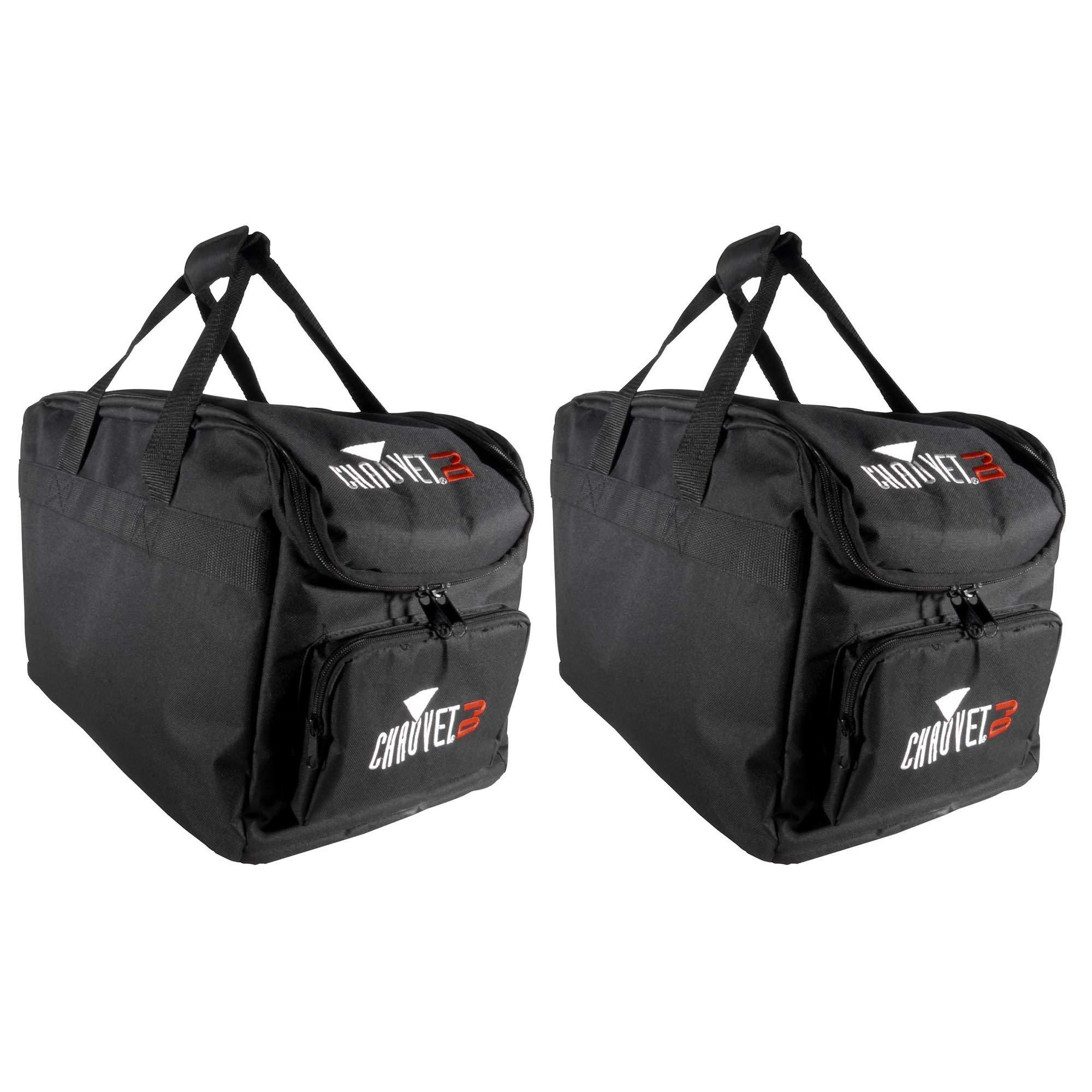 Chauvet DJ CHS-30 VIP Gear Lighting Bag (2 Pack)
