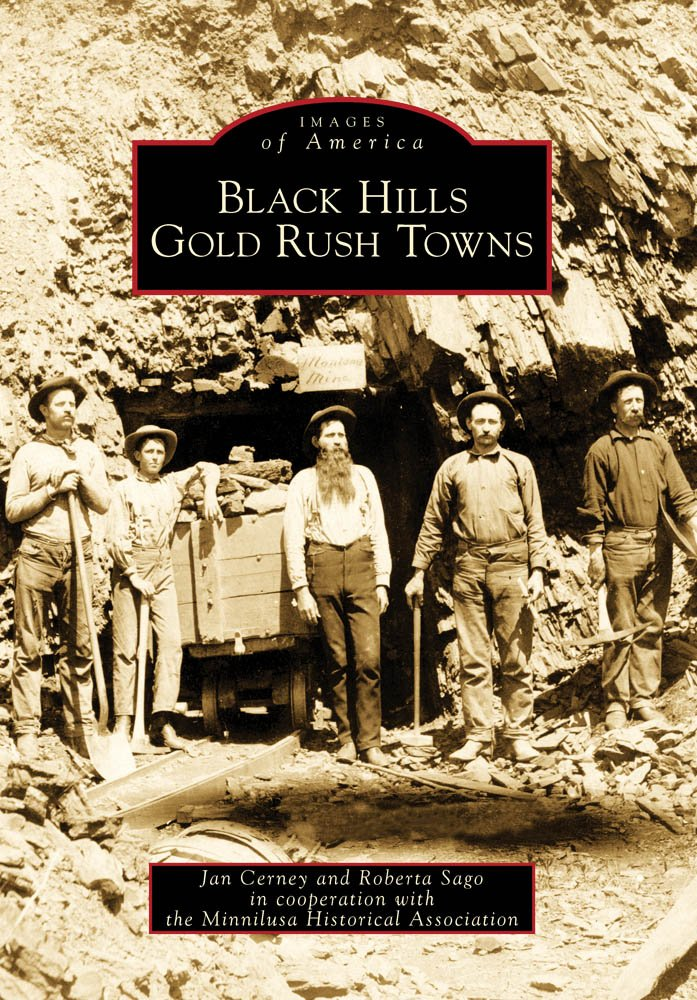 Black Hills Towns Images America product image