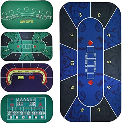 Amazon Com Tx Girl Texas Hold Em Poker Table Tops Suede Rubber Table Cloth Digital Printing Casino Board Game Blackjack Layouts Poker Layouts Craps Layouts 1 20 6m Color Baccarat Sports Outdoors