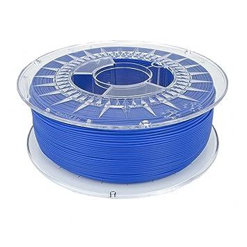 MadridGadgetStore® Filamento PLA 1.75 mm 1.75mm Azul Ingeo ...