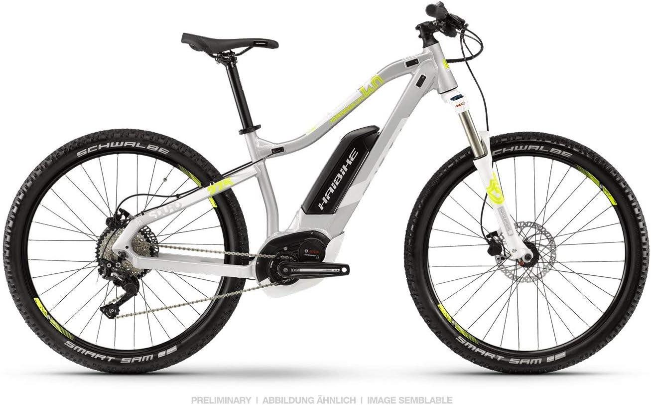 Haibike Sduro HardSeven Life 4.0 - Bicicleta eléctrica para mujer ...