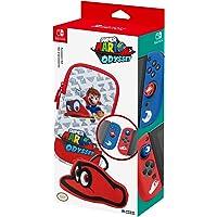 Kit de Acessórios Super Mario Odyssey Oficial HORI - Nintendo Switch