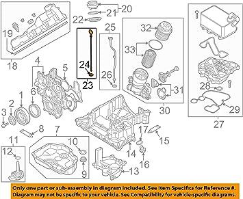 amazon com audi a6 c7 3 0 v6 tdi diesel engine oil dip diesel engine animation v6 diesel engine parts diagram #7