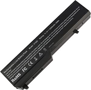Fancy Buying for Dell Vostro 1520 1510 2510 1310 1320, fits P/N T116C T114C 312-0922 N956C K738H Laptop Notebook Battery - 12 Months Warranty [6-Cell 11.1v 5200mah]