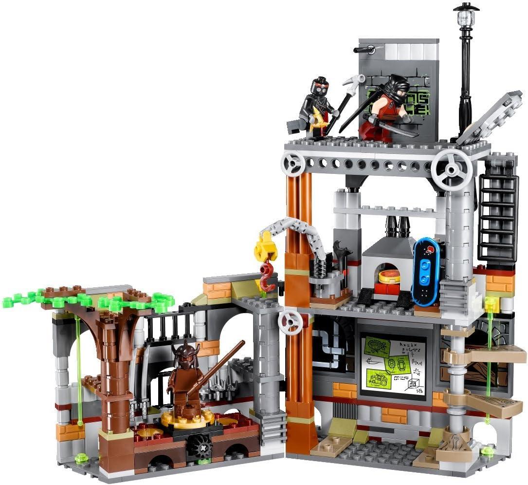 Amazon.com: LEGO Teenage Mutant Ninja Turtles Tortuga ...