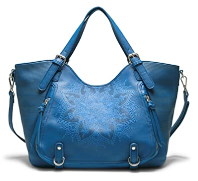Amazon.com: DESIGUAL BAG WOMAN BOLS ANONYMOUS ROTTERDAM ...