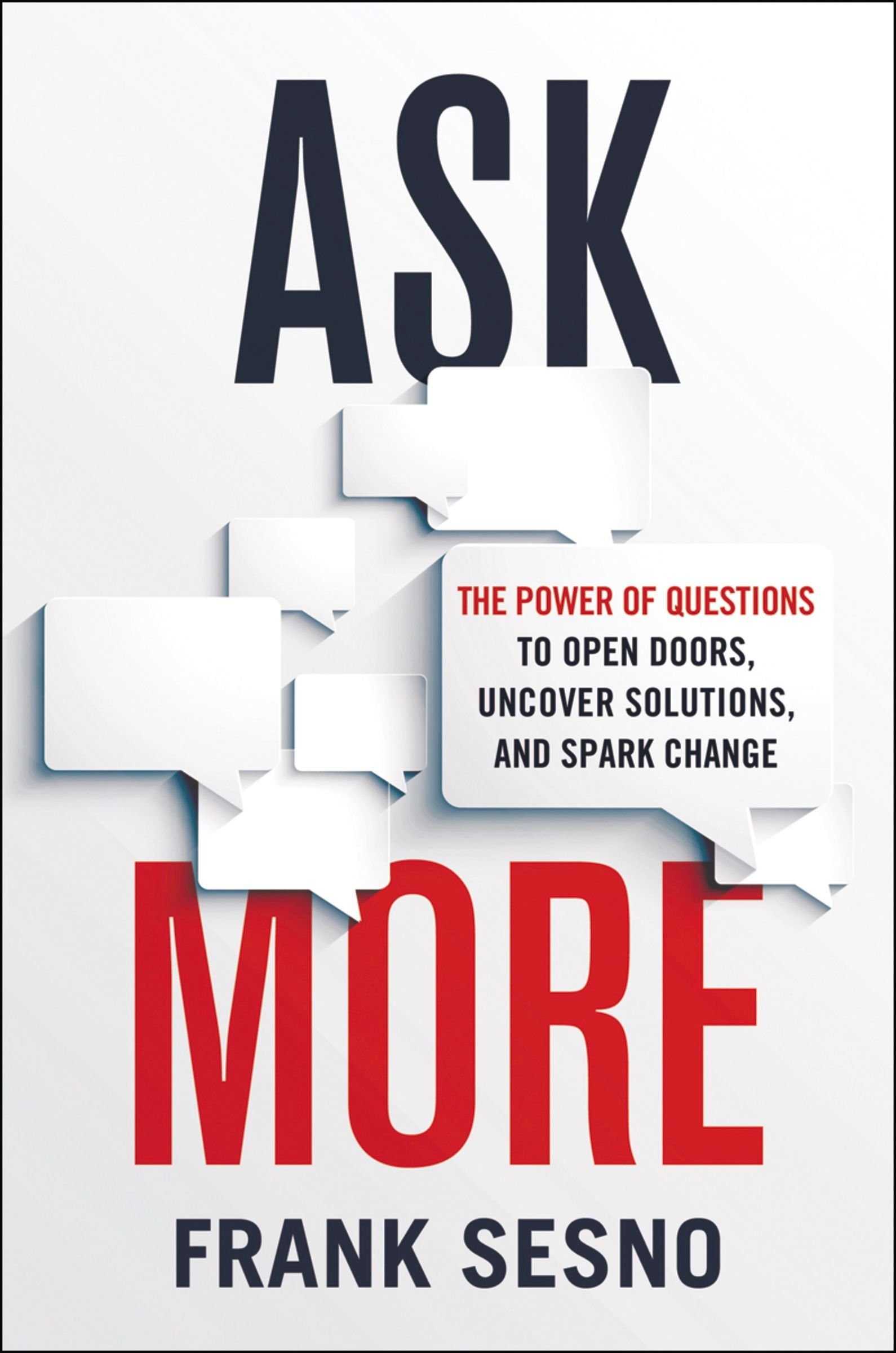 Ask more frank sesno