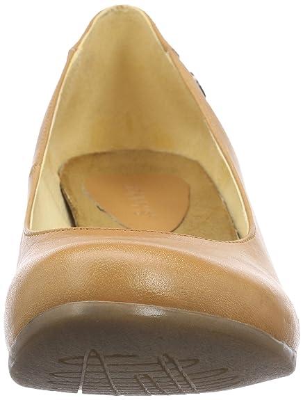 Jonny'sSeneka - Zapatos de Tacon para Mujer, Color Azul (Blau Ciel), Talla 39