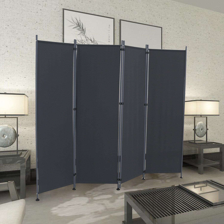 180cm Paravent Spanische Raumteiler Wand Zimmer Sichtschutz Stellwand Trennwand#