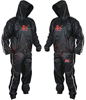 Heavy Duty Trainingsanzug Saunaanzug Trainingsanzug Fitness Weight Loss Anti-Rip