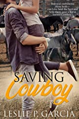Saving Cowboy Kindle Edition