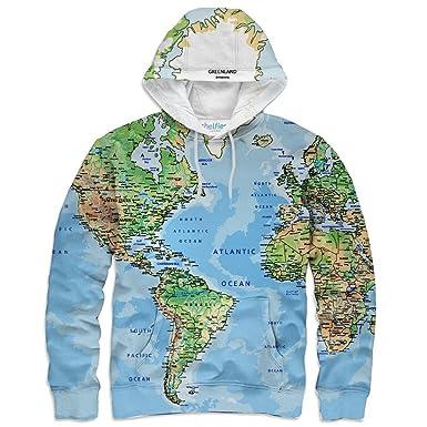 World map shelfies hoodie amazon clothing world map shelfies hoodie gumiabroncs Images