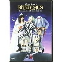 Bitelchus (Beetlejuice) [DVD]