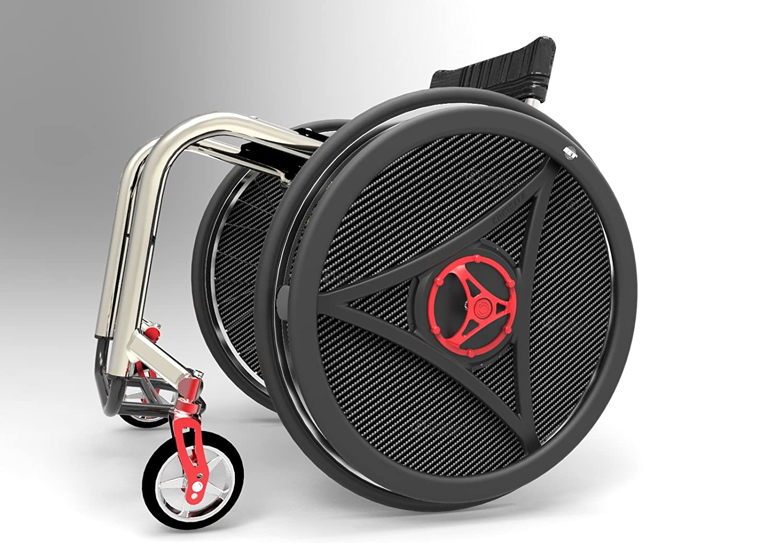rowheels HX High Gear Wheels B01N90VKMU  ブラック 24