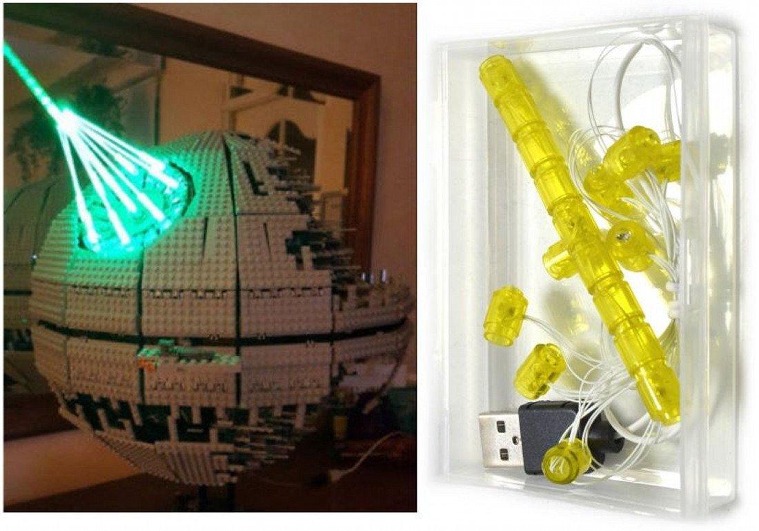 Arundel services eu kit di illuminazione a led per lego star wars