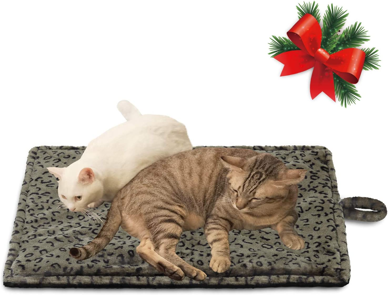MARUNDA Thermal Cat Mat, Warming Pad Cozy Self Heating Cat Pad