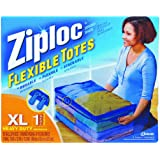 Ziploc Flexible Totes, Extra Large (1 Count)