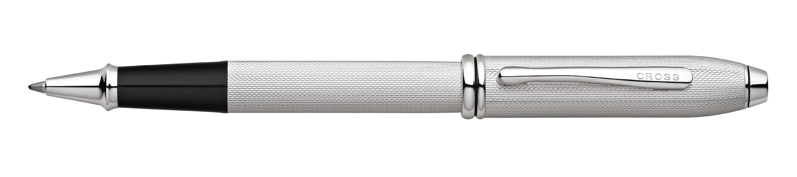 Cross Townsend, Brushed Platinum Special Edition, Selectip Rolling Ball Pen (AT0045B-29)