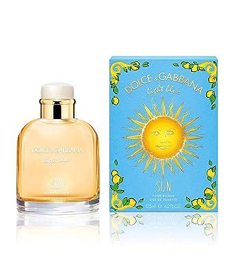 Dolce & Gabbana Light Blue Sun Pour Homme Edt Vapo 125 ml 125 ml