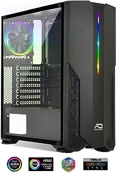 Advance – Caja de Ordenador PC Gamer Phoenix - ATX/mATX: Amazon.es: Electrónica