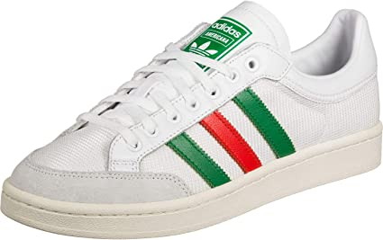 adidas Chaussures AMERICANA LOW ,Blanc/Vert/Rouge 42 EU ...