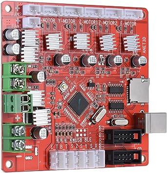 Anet A1284-Tarjeta de Control Base Tarjeta Madre para Anet A8 ...