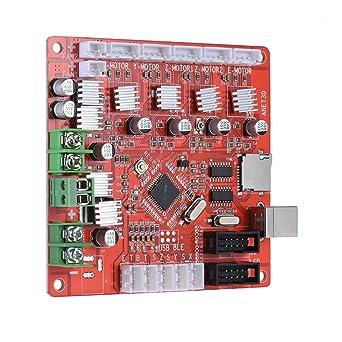 Anet A1284-Tarjeta de Control Base Tarjeta Madre para Anet A2 ...