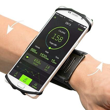 Amazon.com: Banda para el brazo deportiva de ajuste ...