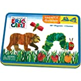 Mudpuppy Eric Carle The Very Hungry Caterpillar and Friends Magnetic Character Set– Ages 3+ - Magnetic Play Set with 4…
