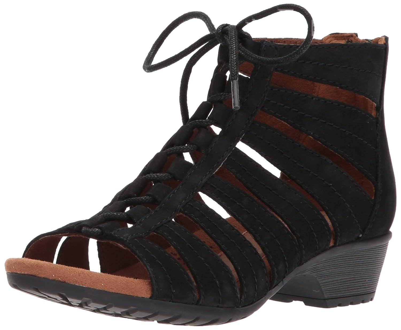 4cfa9f369 Amazon.com  Cobb Hill Women s Abbott Gladiator Sandal  Shoes