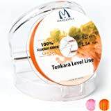 M MAXIMUMCATCH Maxcatch Tapered Tenkara Line, Braided Furled Line: 11/12/13 FT, 3 Color Available