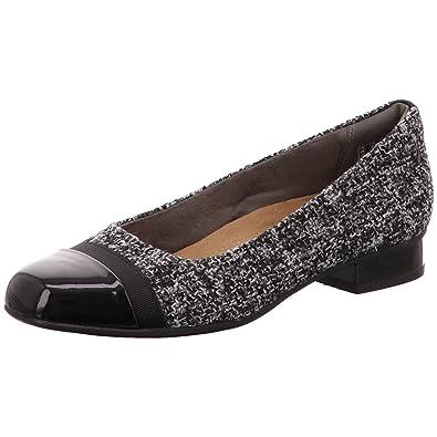 e01376cb55 Clarks Women's Keesha Rosa Ballet Flats: Amazon.co.uk: Shoes & Bags