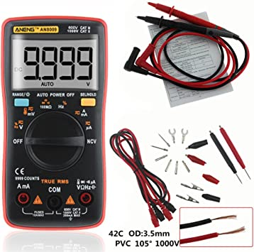 test luftkonditionering portabel