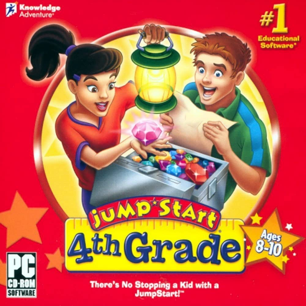 Knowledge Adventure Jump Start 4th Grade 71ygkYzVGYL