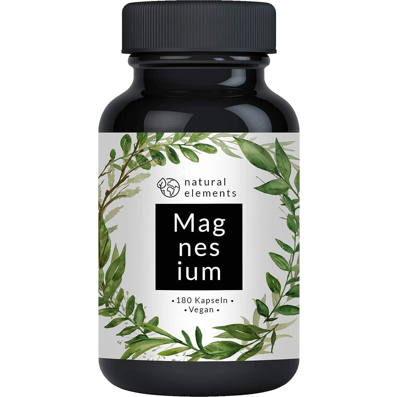 natural elements Premium Magnesiumcitrat