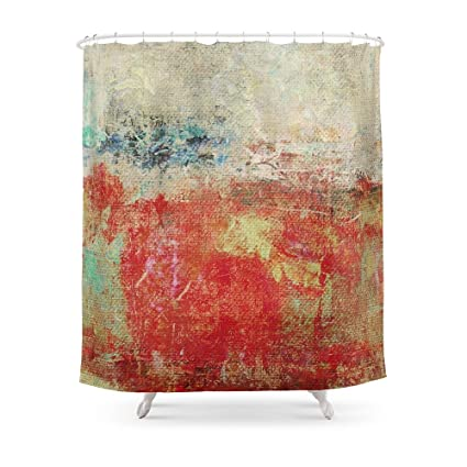 Society6 Red River Shower Curtain 71quot