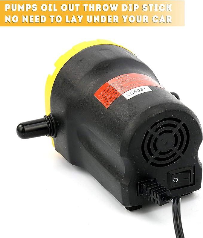 Amazon.com: Extractor de bomba de cambio de aceite ...