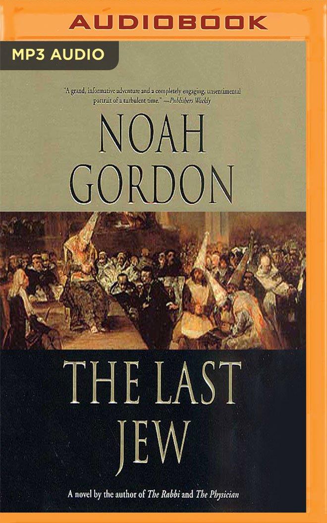 Read Online The Last Jew pdf