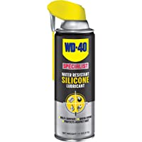 WD-40 Specialist Water Resistant Silicone Lubricant Spray (11-oz can)