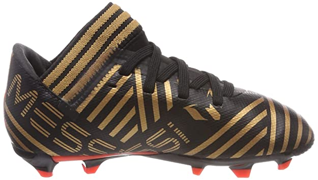 de2c06991 Adidas Boy s Nemeziz Messi 17.3 Fg J Sports Shoes  Buy Online at Low Prices  in India - Amazon.in