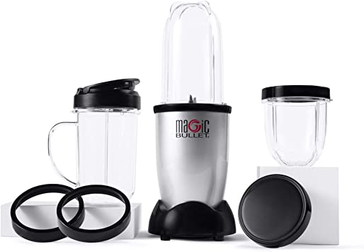 Container of Small Magic Bullet Blender