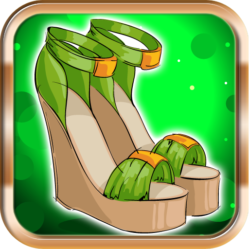 High Heels Shoes - Trying For Glasses Android App On