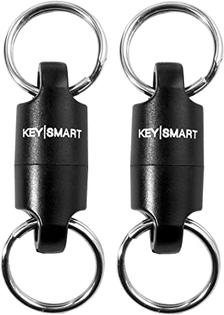 Black Torch Key Ring I Love Chicago